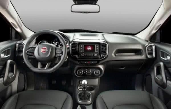 Fiat-Toro-2022-interior-600x384 Fiat Toro 2022: Ficha Técnica, Preço, Fotos, Consumo