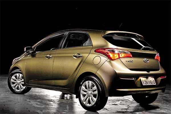 Hyundai-HB20-2022-03 Hyundai HB20 2022: Preço, Interior, Ficha Técnica, Consumo