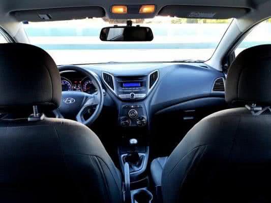 Hyundai-HB20-2022-interior-533x400 Hyundai HB20 2022: Preço, Interior, Ficha Técnica, Consumo