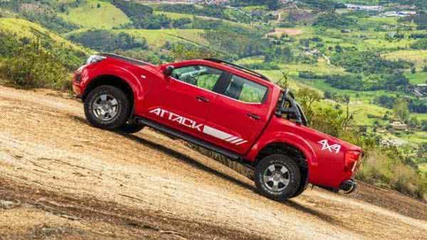 Nissan-Frontier-2022-06-600x338 Nissan Frontier Attack 2022: Ficha Técnica, Preço, Fotos, Consumo