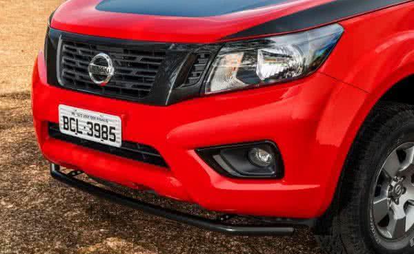 Nissan-Frontier-Attack-2022-11-600x369 Nissan Frontier Attack 2022: Ficha Técnica, Preço, Fotos, Consumo