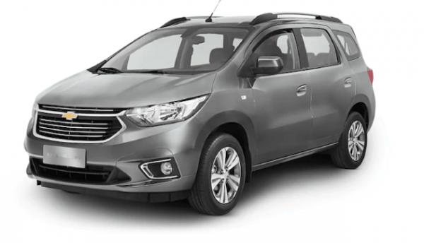 Chevrolet-Spin-2022-7-600x344 Chevrolet Spin 2022: Preço, Ficha Técnica, Novidades, Fotos