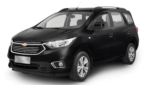 Chevrolet-Spin-2022-8 Chevrolet Spin 2022: Preço, Ficha Técnica, Novidades, Fotos