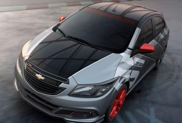 Chevrolet-onix-RS-2022-5-590x400 Chevrolet Onix RS 2022: Preços, Fotos, Itens, Ficha Técnica