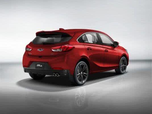 Chevrolet-onix-RS-2022-6-535x400 Chevrolet Onix RS 2022: Preços, Fotos, Itens, Ficha Técnica