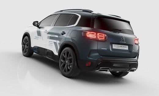 Citroën-C5-Aircross-2022-3 Citroën C5 Aircross 2022: Motorização, Fotos, Preços, Ficha Técnica