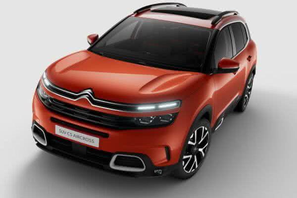 Citroen-C5-Aircross-2022-10-600x400 Citroën C5 Aircross 2022: Preço, Fotos, Especificações, Itens