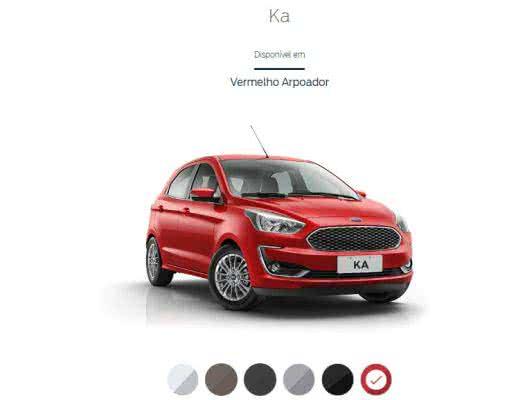 Ford-Ka-2022-4-525x400 Ford Ka 2022: Preços, Fotos e Ficha Técnica, Versões