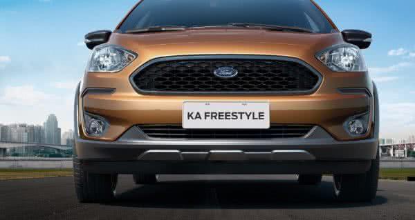 Ford-Ka-2022-7-600x319 Ford Ka 2022: Preços, Fotos e Ficha Técnica, Versões