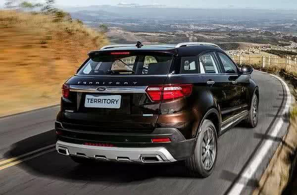Ford-Territory-2022-6 Ford Territory 2022: Preço, Fotos, Motor e Equipamentos
