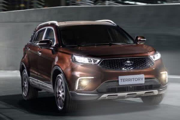 Ford-Territory-2022-600x400 Ford Territory 2022: Preço, Fotos, Motor e Equipamentos