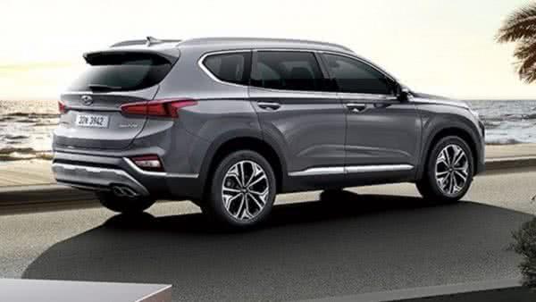 Hyundai-Santa-Fé-1-600x338 Hyundai Santa Fé 2022: Preço, Ficha Técnica, Novidades, Fotos