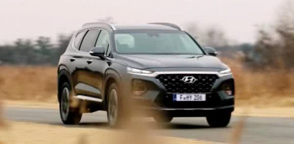 Hyundai-Santa-Fé-12-600x295 Hyundai Santa Fé 2022: Preço, Ficha Técnica, Novidades, Fotos