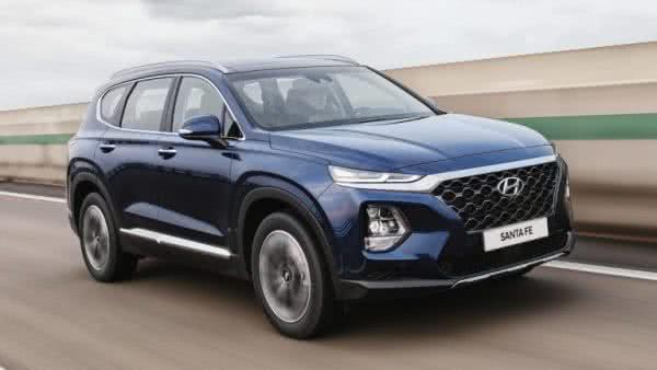 Hyundai-Santa-Fé-2-600x338 Hyundai Santa Fé 2022: Preço, Ficha Técnica, Novidades, Fotos