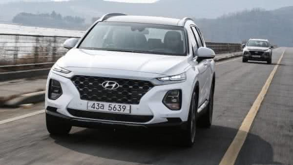 Hyundai-Santa-Fé-3-600x338 Hyundai Santa Fé 2022: Preço, Ficha Técnica, Novidades, Fotos