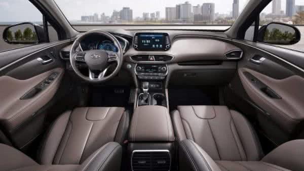 Hyundai-Santa-Fé-6-600x338 Hyundai Santa Fé 2022: Preço, Ficha Técnica, Novidades, Fotos