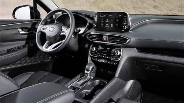 Hyundai-Santa-Fé-7-600x338 Hyundai Santa Fé 2022: Preço, Ficha Técnica, Novidades, Fotos