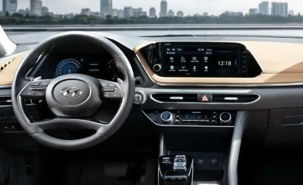 Hyundai-Sonata-2022-4-600x367 Hyundai Sonata 2022: Preços, Fotos, Novidades, Ficha Técnica