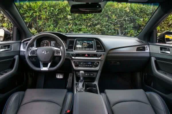 Hyundai-Sonata-2022-6-600x400 Hyundai Sonata 2022: Preços, Fotos, Novidades, Ficha Técnica