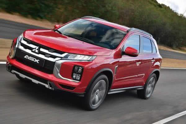 Nova-Mitsubishi-ASX-2022-2-600x400 Novo Hyundai Creta 2022: Preços, Fotos e Ficha Técnica
