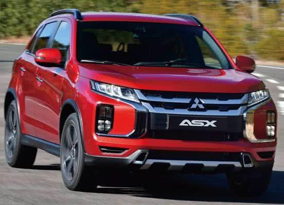 Nova-Mitsubishi-ASX-2022-552x400 Nova Mitsubishi ASX 2022: Preços, Fotos, Novidades, Ficha Técnica