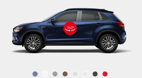 Nova-Mitsubishi-ASX-2022-cores-600x329 Nova Mitsubishi ASX 2022: Preços, Fotos, Novidades, Ficha Técnica