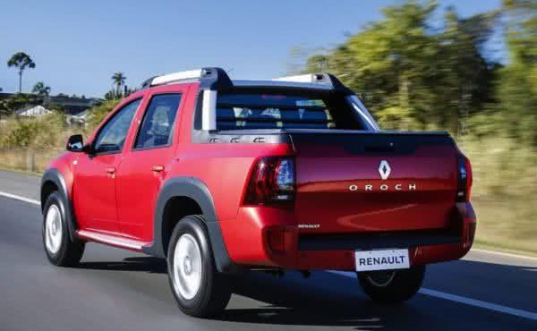 Nova-Renault-Oroch-2022-1-600x370 Nova Renault Oroch 2022: Preço, Ficha Técnica, Novidades, Fotos