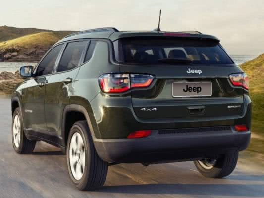 Novo-Jeep-Compass-2022-11-533x400 Novo Jeep Compass 2022: Preço, Versões, Fotos Ficha Técnica