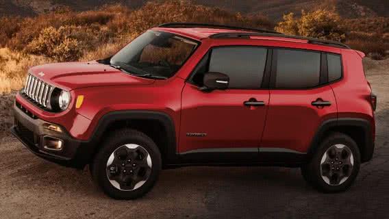 Novo-Jeep-Renegade-2022-15 Novo Jeep Renegade 2022: Consumo, Fotos, Ficha Técnica, Preços