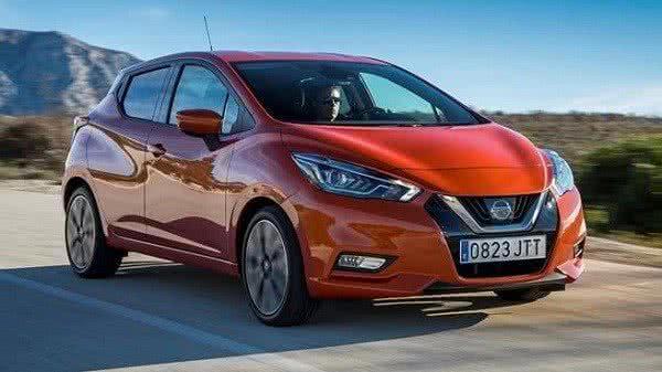 Novo-Nissan-March-2022-1-600x337 Honda Civic 2022: Ficha Técnica, Preço, Fotos, Consumo