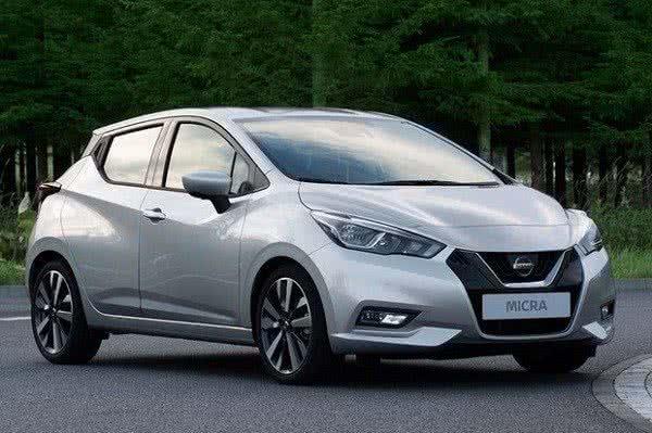 Novo-Nissan-March-2022-4-600x399 Novo Nissan March 2022: Preços, Fotos, Novidades, Ficha Técnica