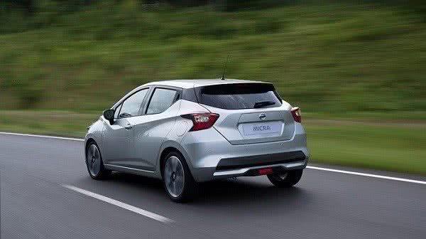 Novo-Nissan-March-2022-6-600x336 Novo Nissan March 2022: Preços, Fotos, Novidades, Ficha Técnica