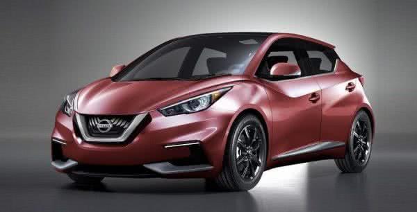Novo-Nissan-March-2022-600x306 Novo Nissan March 2022: Preços, Fotos, Novidades, Ficha Técnica