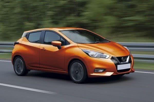Novo-Nissan-March-2022-7-600x399 Novo Nissan March 2022: Preços, Fotos, Novidades, Ficha Técnica