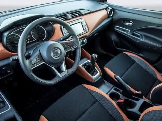 Novo-Nissan-March-2022-8-535x400 Novo Nissan March 2022: Preços, Fotos, Novidades, Ficha Técnica