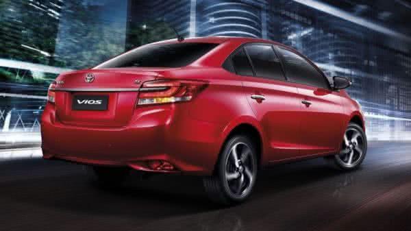 Novo-Toyota-Vios-2022-8-600x337 Novo Toyota Vios 2022: Preço, Ficha Técnica, Novidades, Fotos