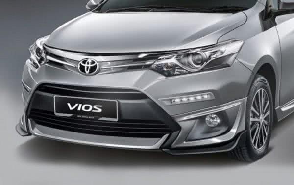 Novo-Toyota-Vios-2022-9-600x377 Novo Toyota Vios 2022: Preço, Ficha Técnica, Novidades, Fotos