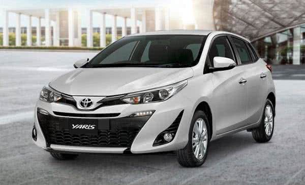 Novo-Toyota-Yaris-2022-13-600x365 Novo Toyota Yaris 2022: Preço, Versões, Fotos Ficha Técnica