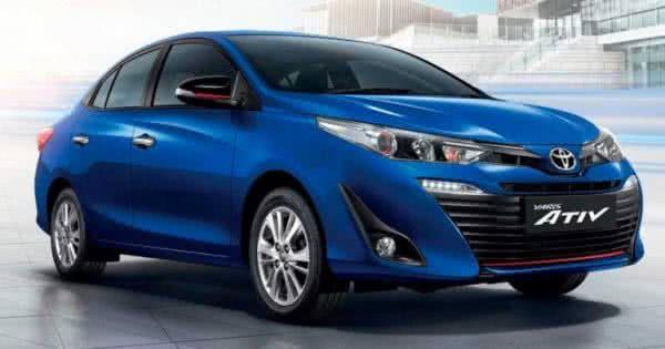 Novo-Toyota-Yaris-2022-14-600x315 Novo Toyota Yaris 2022: Preço, Versões, Fotos Ficha Técnica