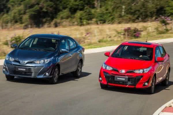 Novo-Toyota-Yaris-2022-3-600x400 Novo Toyota Yaris 2022: Preço, Versões, Fotos Ficha Técnica