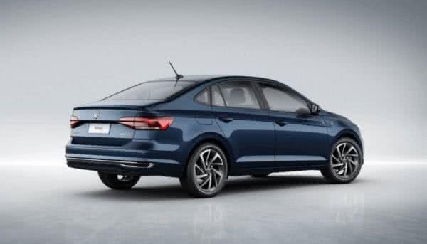 Novo-Volkswagen-Virtus-2022-10-600x343 Novo Volkswagen Virtus 2022: Preço, Versões, Fotos Ficha Técnica