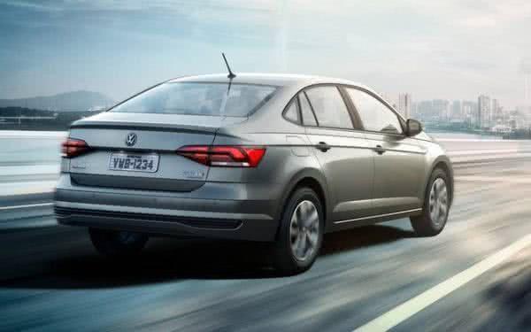 Novo-Volkswagen-Virtus-2022-11-600x375 Novo Volkswagen Virtus 2022: Preço, Versões, Fotos Ficha Técnica