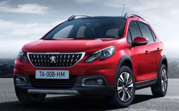 Peugeot-2008-2022-600x372 Peugeot 2008 2022: Preços, Fotos e Ficha Técnica, Versões