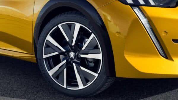 Peugeot-208-10-600x338 Peugeot 208 2022: Preço, FOTOS, Equipamentos e Consumo