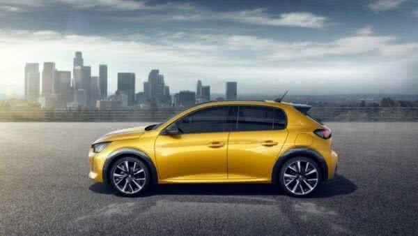 Peugeot-208-2-600x338 Peugeot 208 2022: Preço, FOTOS, Equipamentos e Consumo