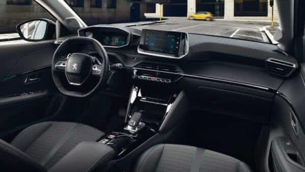 Peugeot-208-6-600x338 Peugeot 208 2022: Preço, FOTOS, Equipamentos e Consumo
