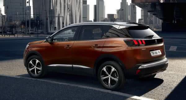 Peugeot-3008-2022-1-600x325 Peugeot 3008 2022: Preço, Consumo, Ficha Técnica e Fotos