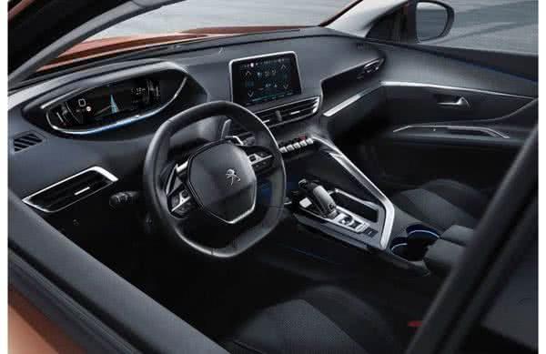 Peugeot-3008-2022-5-600x389 Peugeot 3008 2022: Preço, Consumo, Ficha Técnica e Fotos