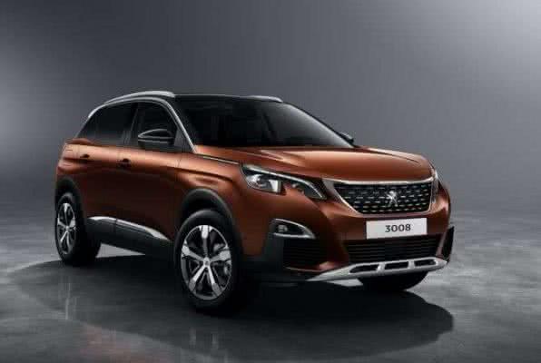 Peugeot-3008-2022-7-596x400 Peugeot 3008 2022: Preço, Consumo, Ficha Técnica e Fotos