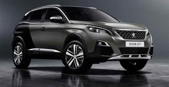 Peugeot-3008-2022 Peugeot 3008 2022: Preço, Consumo, Ficha Técnica e Fotos